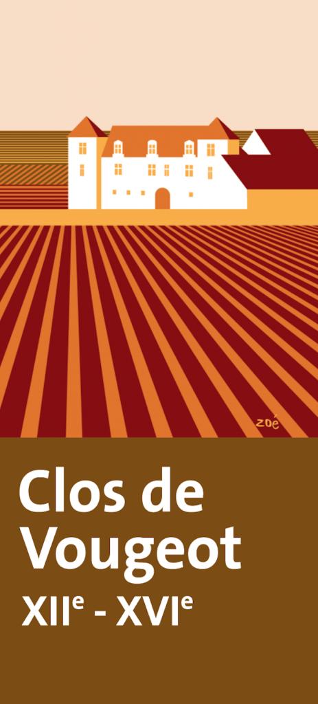 Illustration panneaux d'autoroute Clos de Vougeot