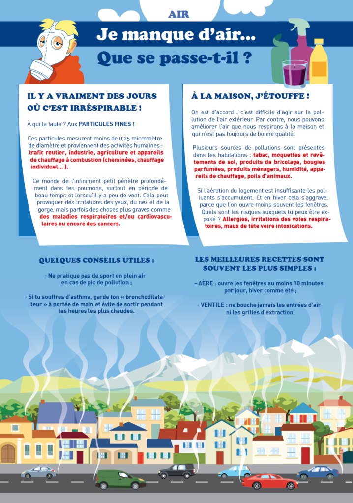 illustration prevention environnement