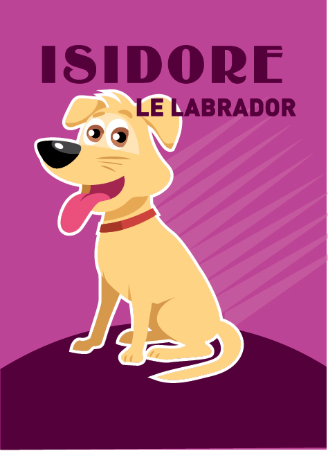 illustration chien