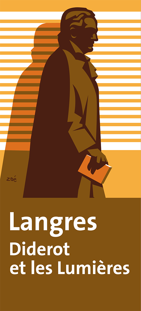 illustration autoroute APRR Langres Diderot