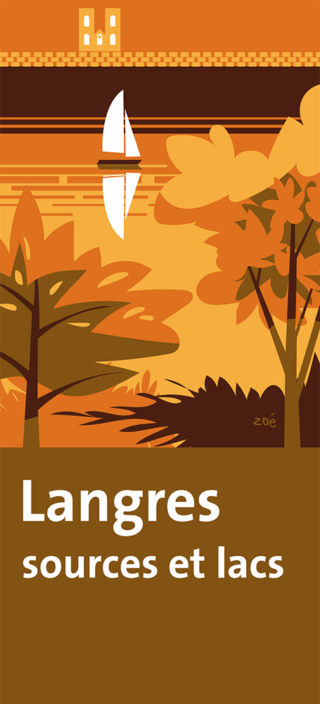 illustration autoroute APRR Langres sources lacs
