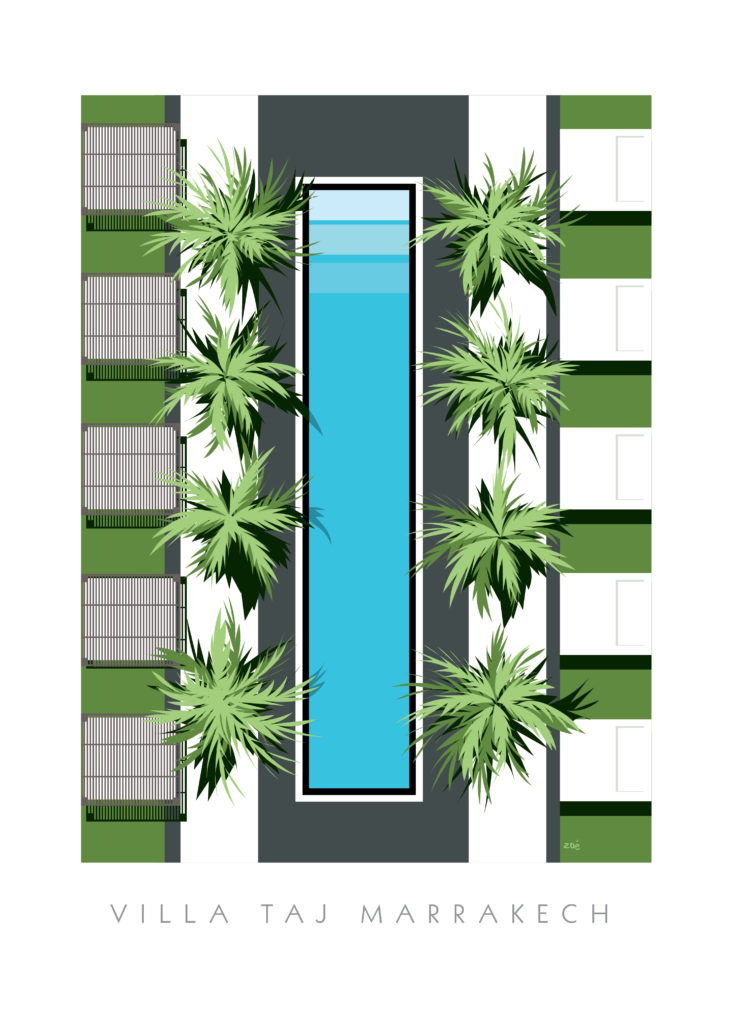 illustration villa TAJ_2
