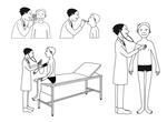 Illustrations médicales simplifiées