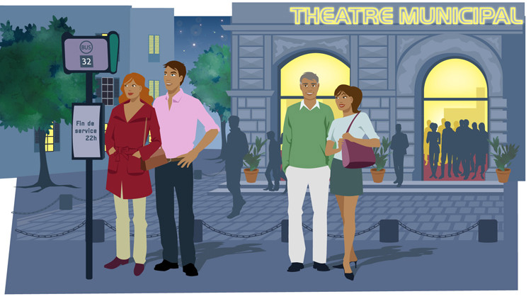 illustration Théâtre